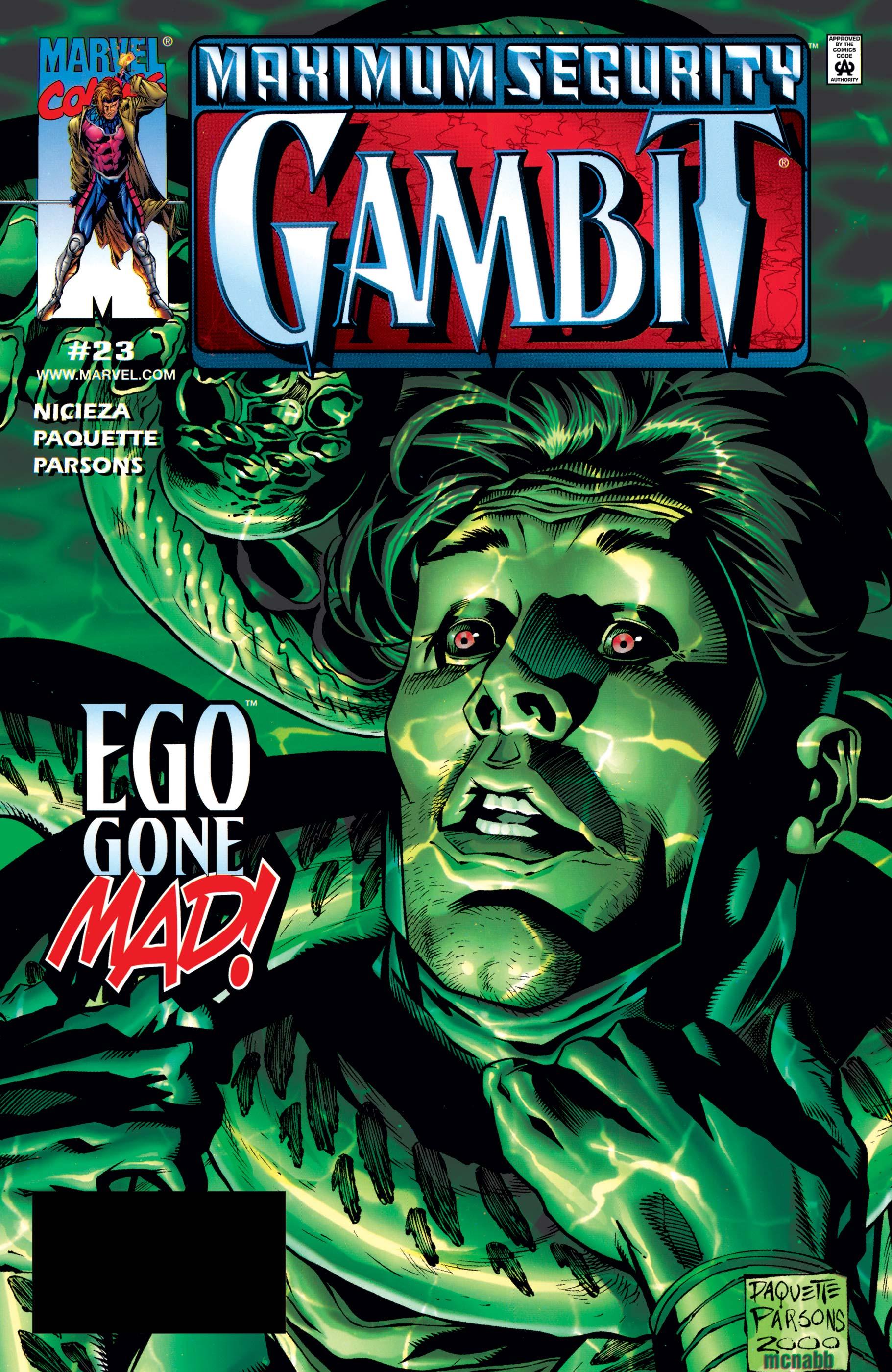 Gambit (1999) #23