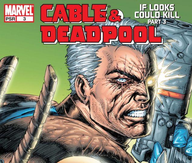 CABLE & DEADPOOL (2004) #3