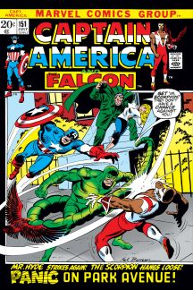 Captain America (1968) #151