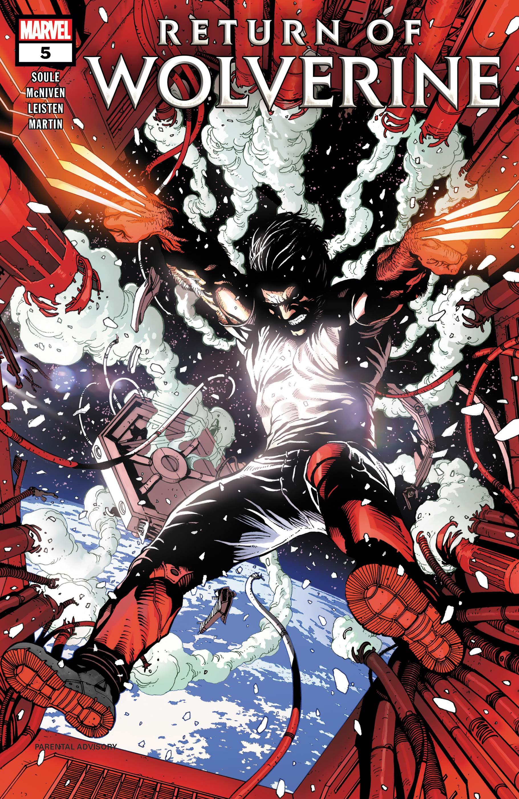 Return of Wolverine (2018) #5