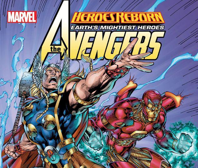 HEROES REBORN: AVENGERS TPB #1