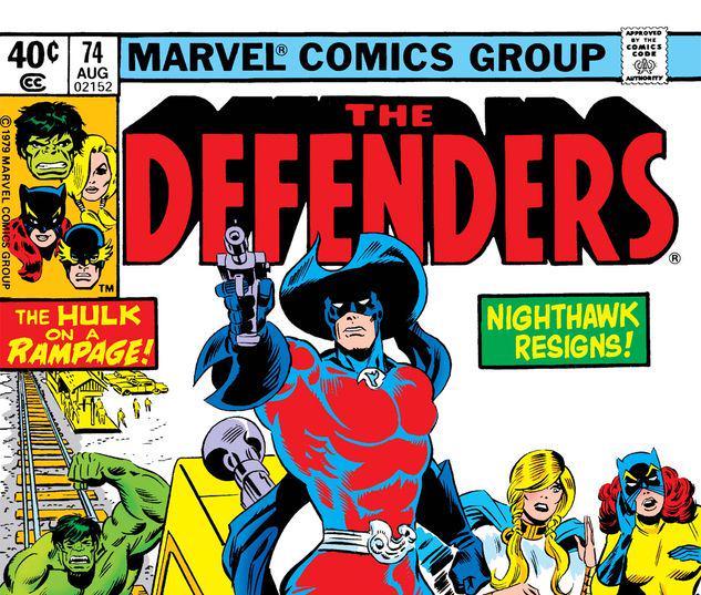 Defenders #74