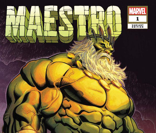 Maestro: War and Pax #1