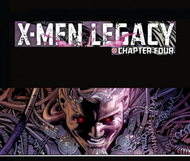 X-Men Legacy (2008) #235 (3RD PRINTING VARIANT)