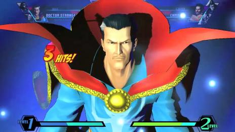 Ultimate Marvel vs. Capcom 3: Doctor Strange Spotlight