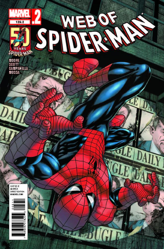 Peter Parker, Spider-Man (2012) #5