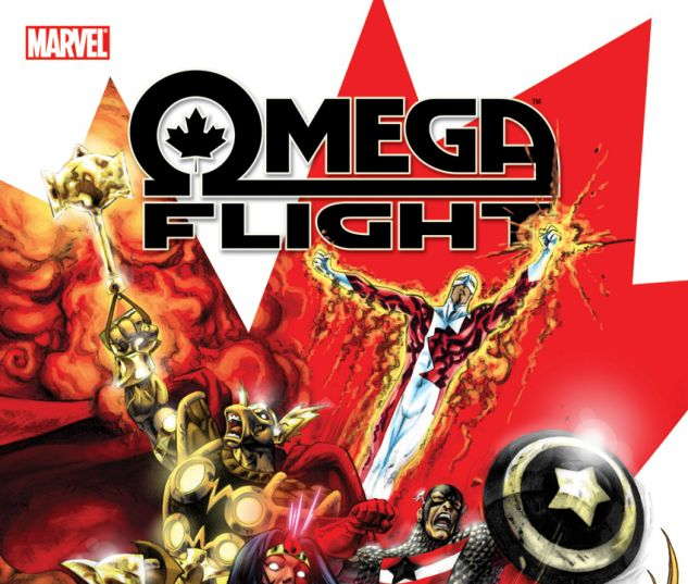 Omega Flight: Alpha to Omega (2007) TPB