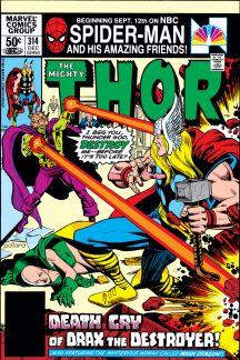 Thor (1966) #314