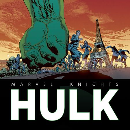 Marvel Knights: Hulk (2013 - 2014)