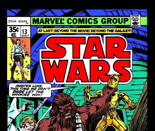 Star Wars (1977) #13