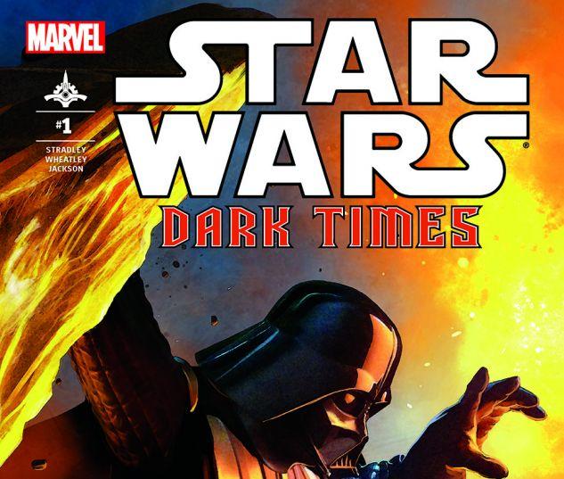 Star Wars: Dark Times - A Spark Remains (2013) #1