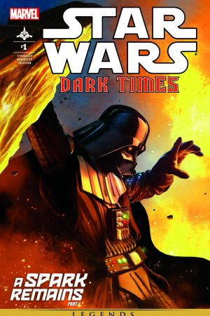 Star Wars: Dark Times - A Spark Remains #1