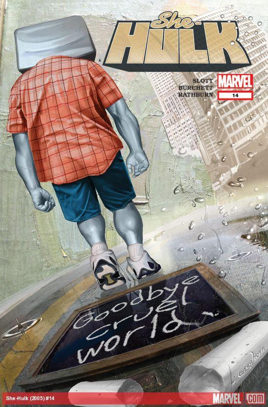 She-Hulk (2005) #14
