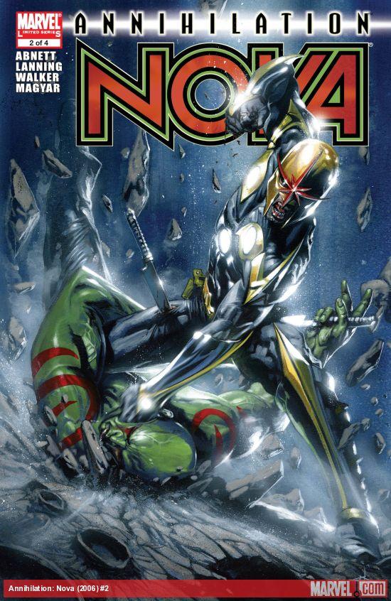Annihilation: Nova (2006) #2