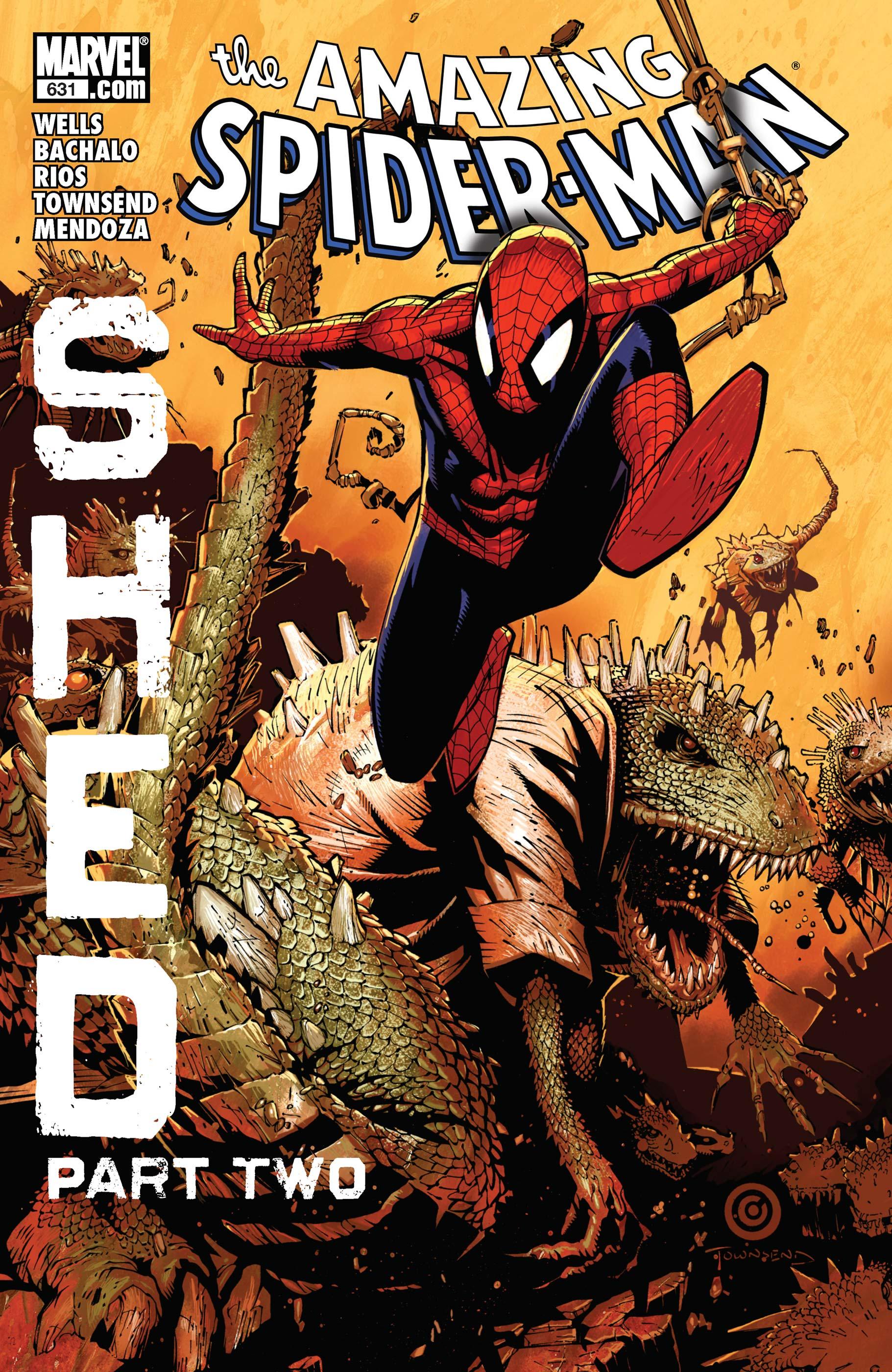 Amazing Spider-Man (1999) #631