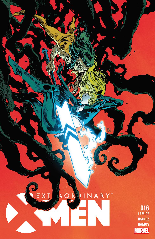 Extraordinary X-Men (2015) #16