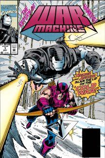 War Machine (1994) #7