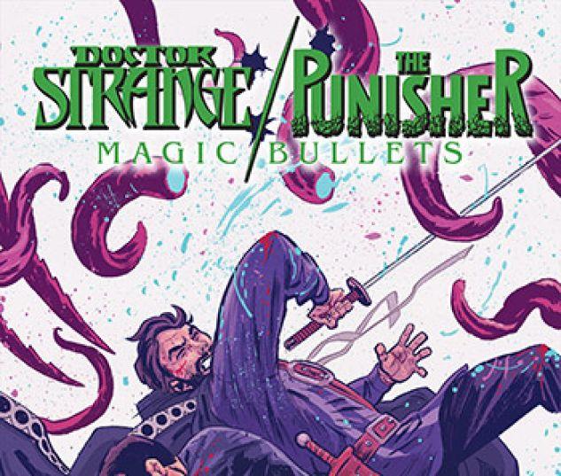 cover from Doctor Strange: TBD Infinite Comic (2016) #7