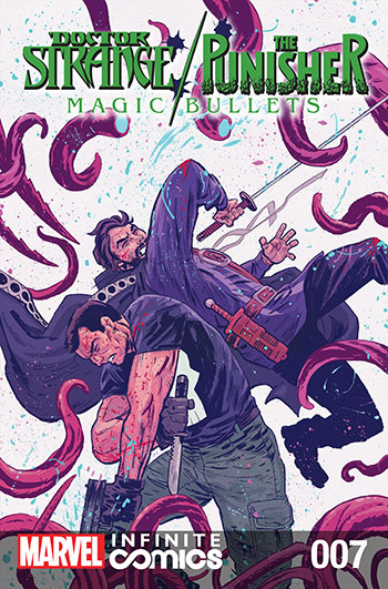 Doctor Strange/Punisher: Magic Bullets Infinite Comic (2016) #7