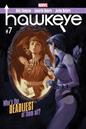 Hawkeye (2016) #7