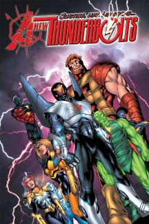 New Thunderbolts #1