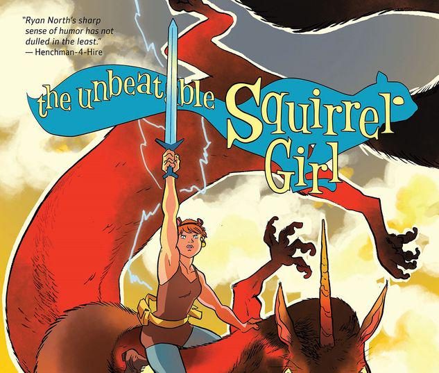 THE UNBEATABLE SQUIRREL GIRL VOL. 11: CALL YOUR SQUIRRELFRIEND TPB #11