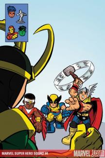 Marvel Super Hero Squad #4