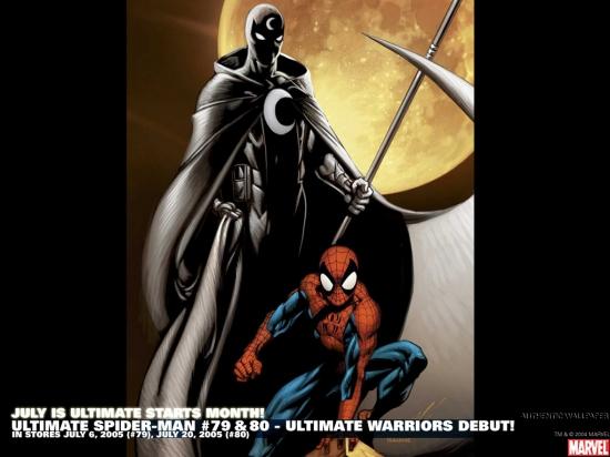 Ultimate Spider-Man (2000) #80 Wallpaper