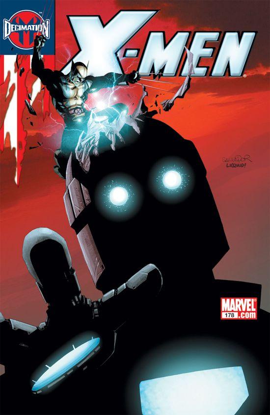 X-Men (2004) #178