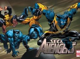 Secret Avengers #13 variant cover by Lee Weeks