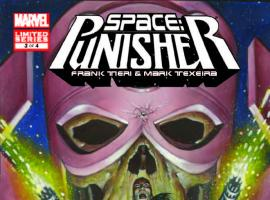 SPACE: PUNISHER 3 (WITH DIGITAL CODE)
