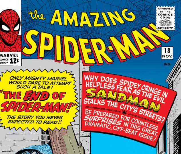Amazing Spider-Man (1963) #18