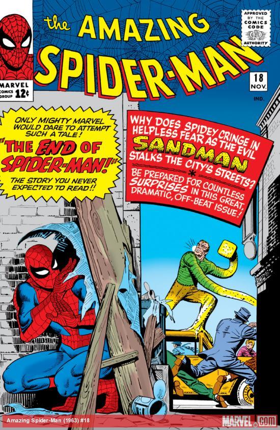 The Amazing Spider-Man (1963) #18