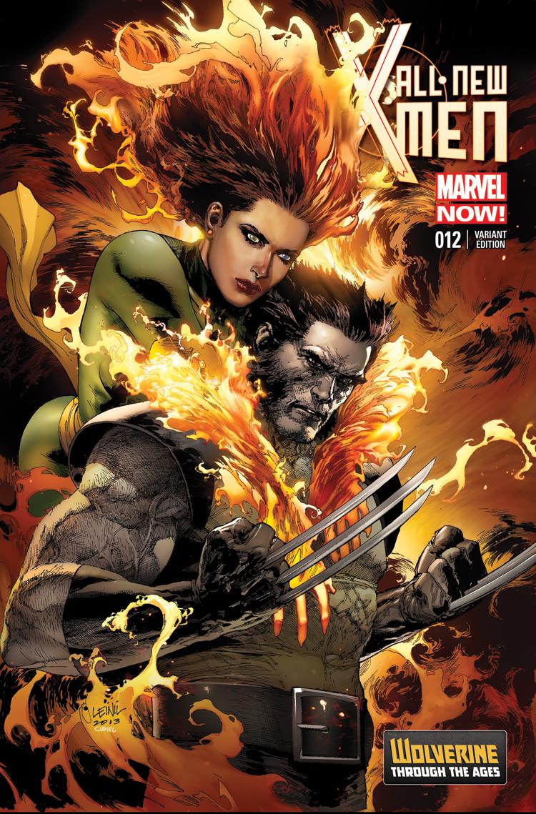 All-New X-Men (2012) #12 (Yu Wolverine Costume Variant)