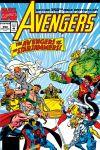 Avengers (1963) #350 Cover