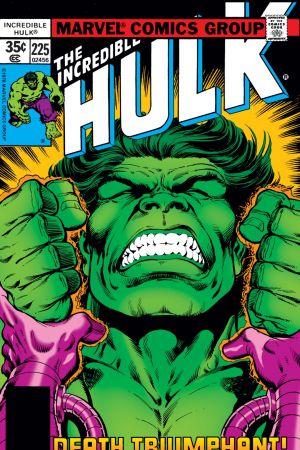 Incredible Hulk (1962) #225