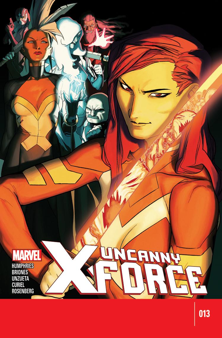 Uncanny X-Force (2013) #13