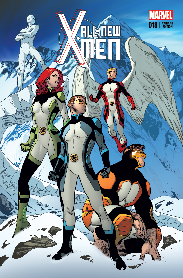All-New X-Men (2012) #18 (Immonen Variant)