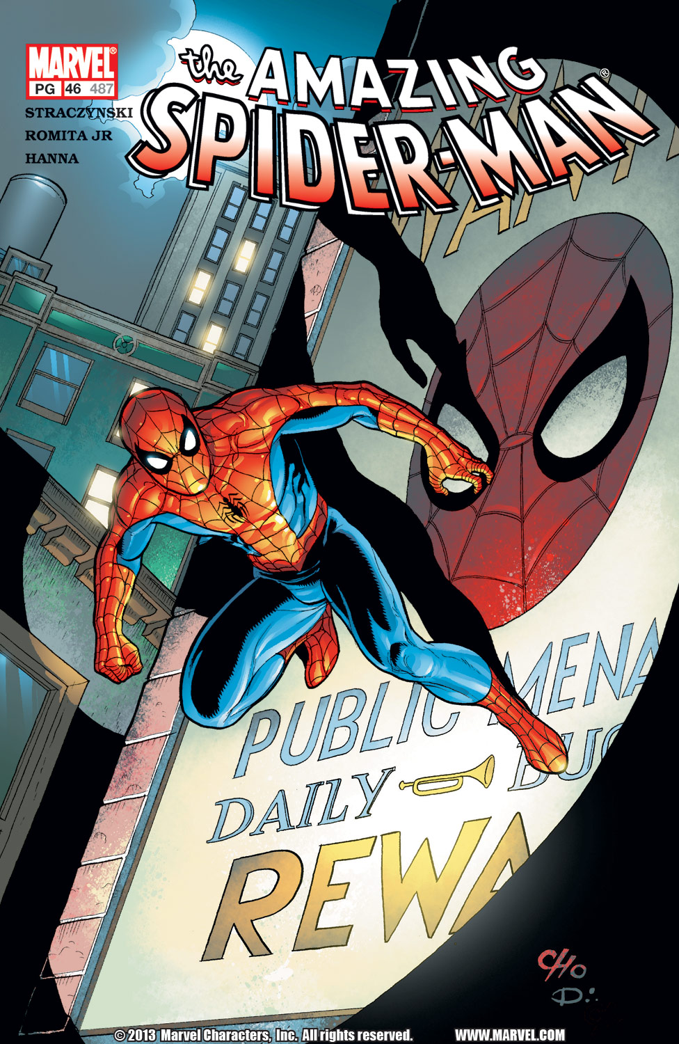 Amazing Spider-Man (1999) #46