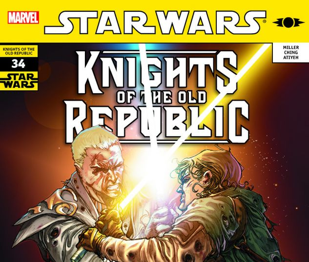 Star Wars: Knights Of The Old Republic (2006) #34