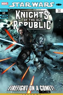 Star Wars: Knights Of The Old Republic (2006) #43