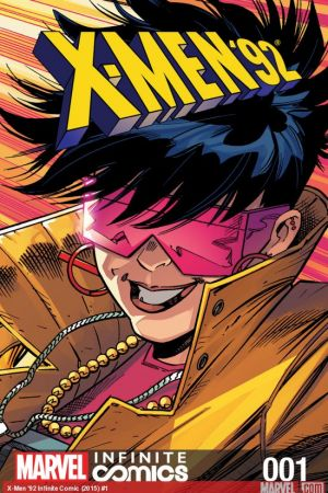 X-Men '92 Infinite Comic (2015)