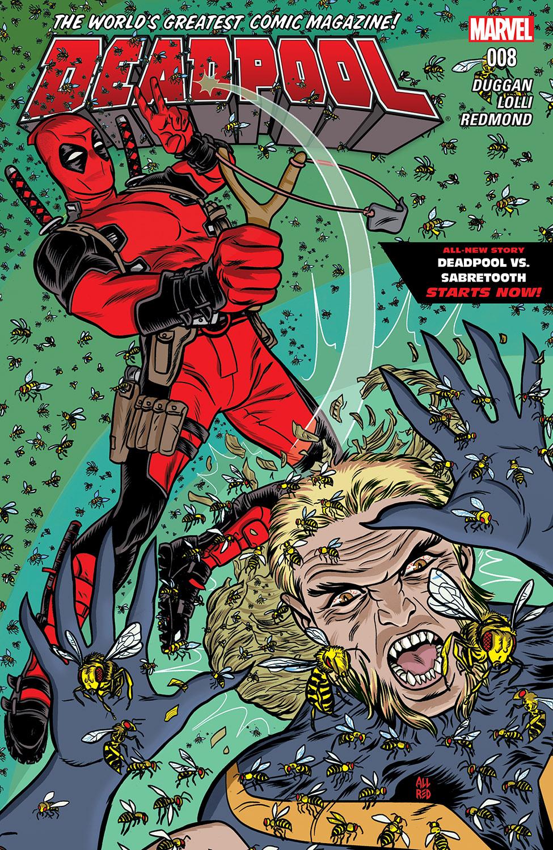 Deadpool (2015) #8