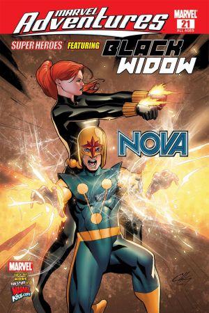 Marvel Adventures Super Heroes (2008) #21