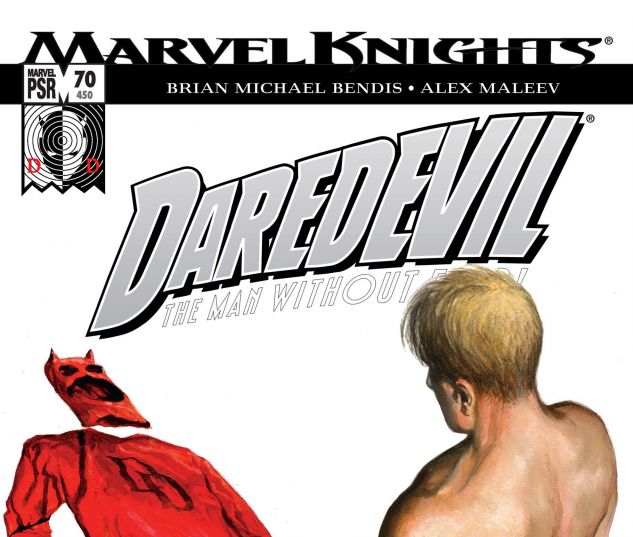 DAREDEVIL (1998) #70 Cover