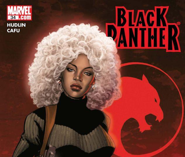 Black Panther (2005) #34