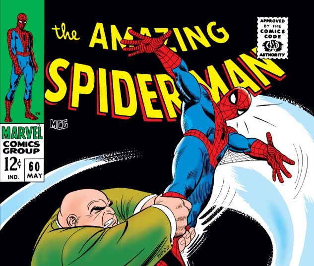 AMAZING SPIDER-MAN (1963) #60