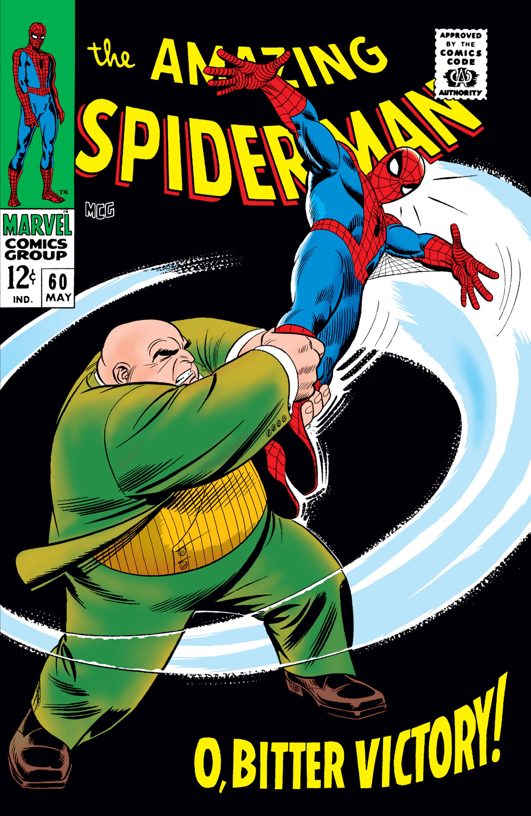 The Amazing Spider-Man (1963) #60
