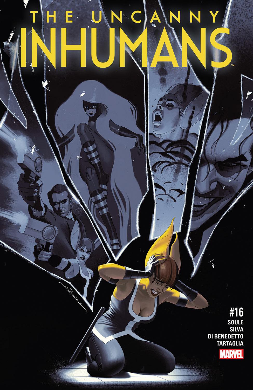 Uncanny Inhumans (2015) #16