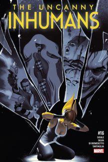 Uncanny Inhumans #16